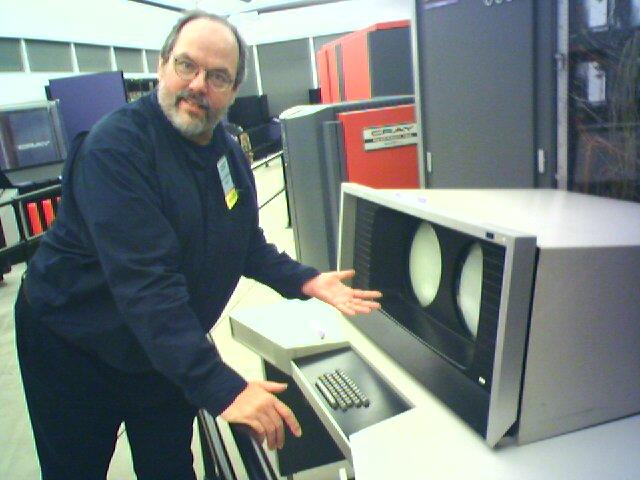 Ward Cunningham at CHM